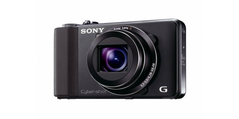 Sony DSC-HX9V_side