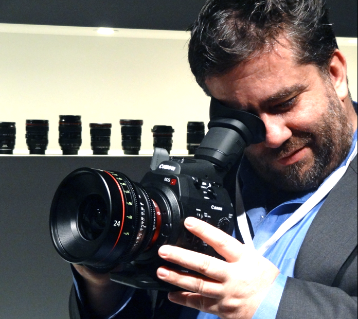 pampuri C300 Canon