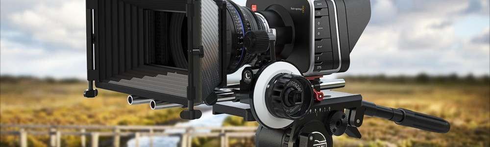 NAB 2012, Blackmagic Design Cinema Camera