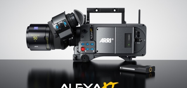 Enregistrement interne en ARRI RAW sur l'Alexa .. YES !