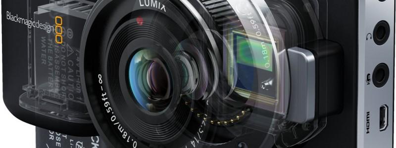 Les Caméras Blackmagic Design