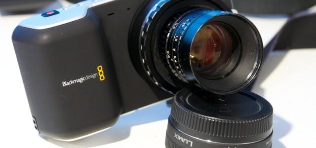 La Pocket Cinema Caméra décortiquée par Thomas Garret