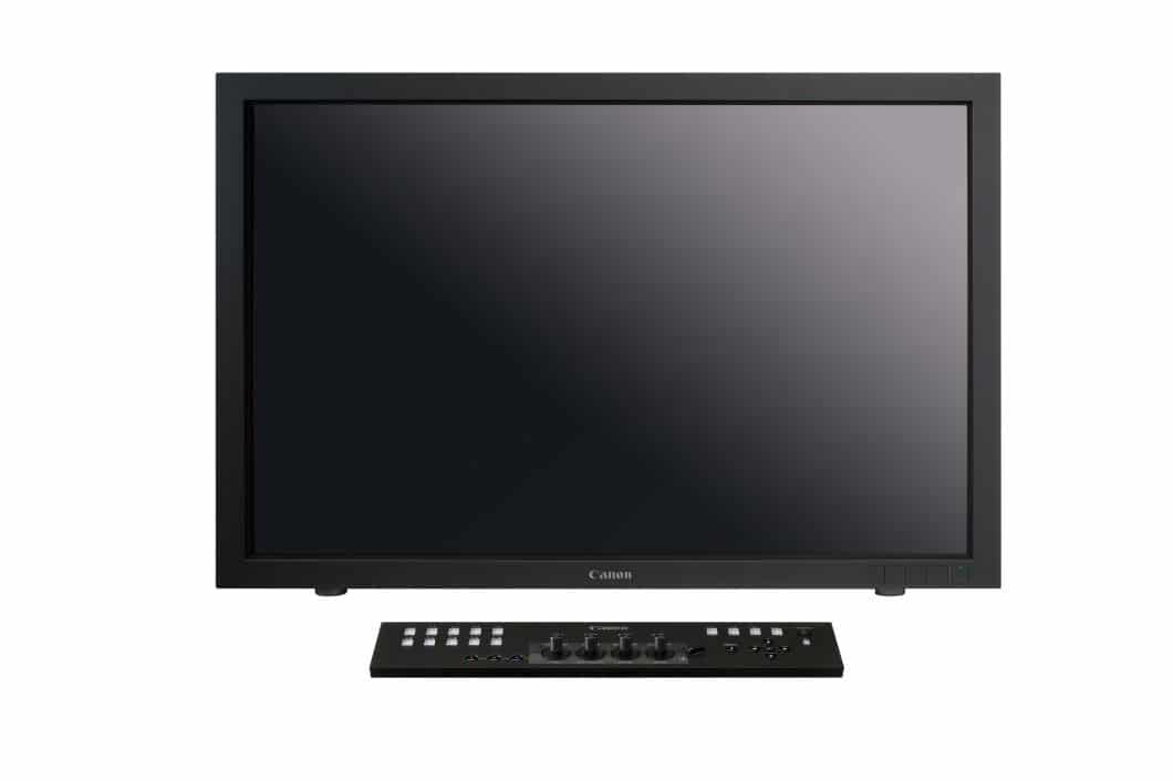 Canon DP-V3010 display
