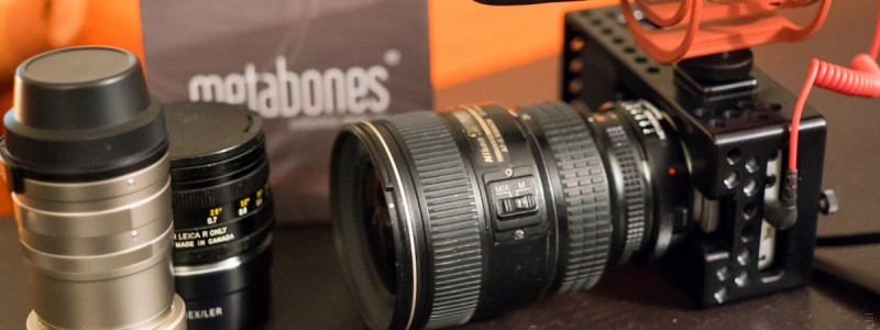 Le point sur les « bagues » Metabones Speedbooster / NOVOFLEX / DEO TEC etc (part1)