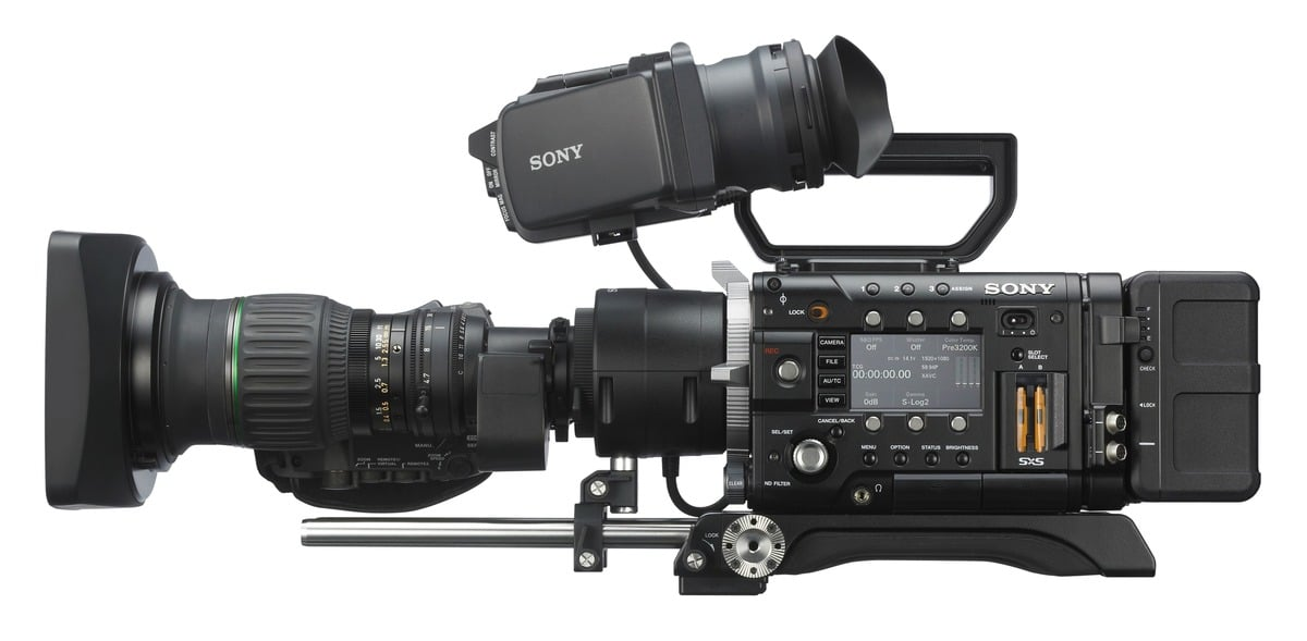 Sony-F55-B4-Lens