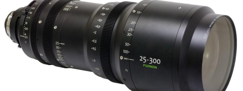 Fujinon dévoile le zoom Cabrio 25-300 T3.5
