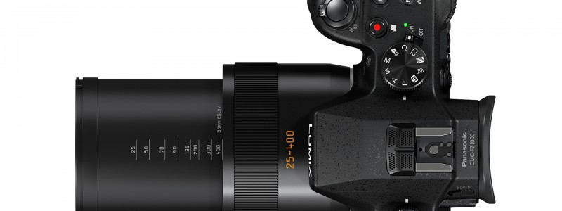 Panasonic FZ1000 le premier bridge 4K !