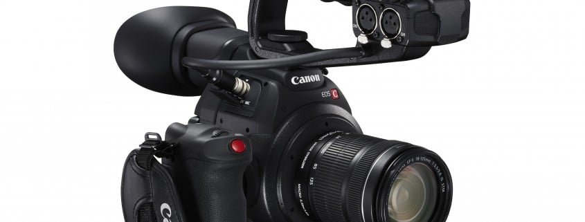 EOS C100 Mark II Canon