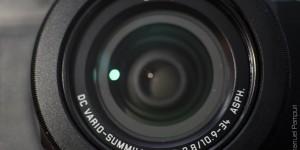 Panasonic Lumix LX100 lens