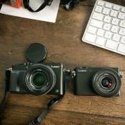 LX100 et GM5