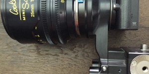 Panasonic GM5 et Cooke S4 mini
