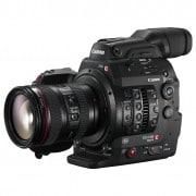 EOS C300 Mark II FSL 24-105 f4L Grip