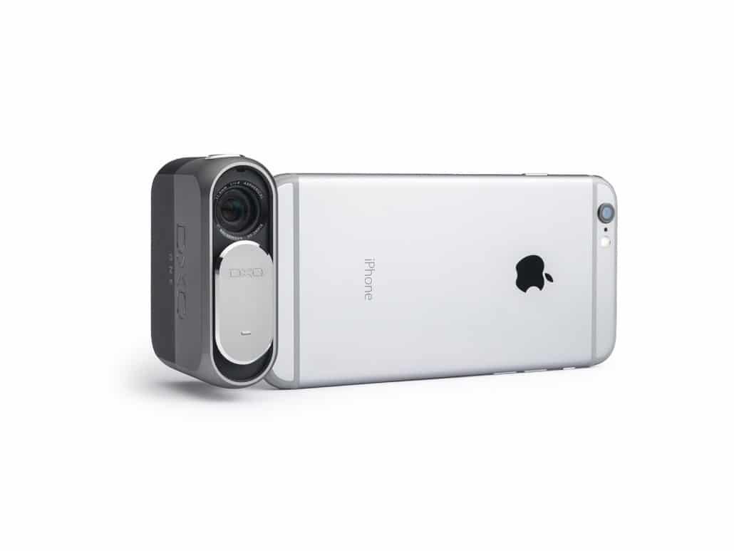 DxO ONE iPhone Angle