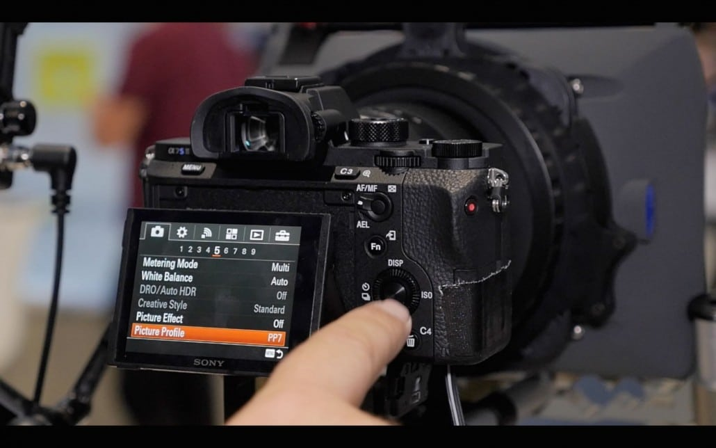Sony A7SII Pampuri